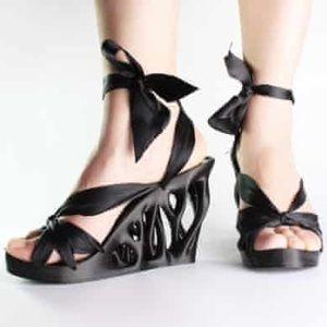 Continuum Fashion 3D MYTH SUPER RARE Sandal shoes